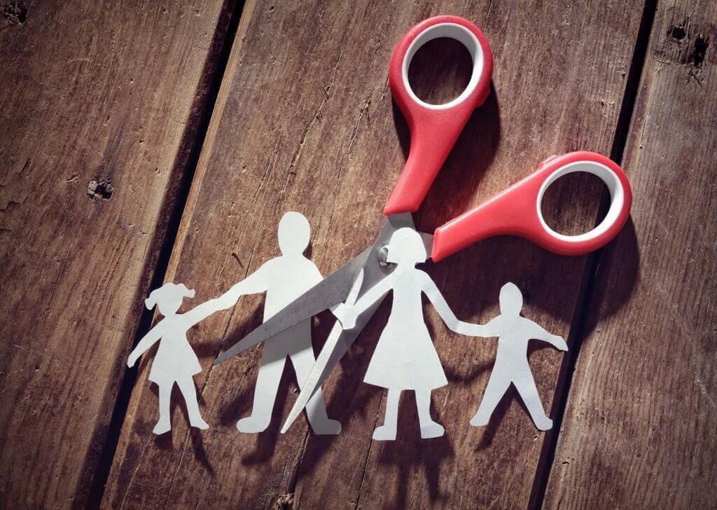 За секунду до: как сообщить партнеру о желании развестись